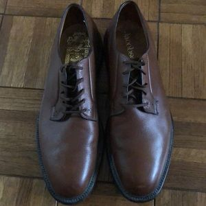 Vintage Johnston & Murphy leather Oxford